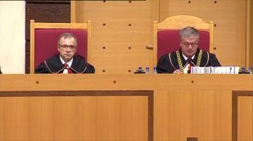 TK: niekonstytucyjne wygaszenie kadencji prezesa i wiceprezesa Trybunału