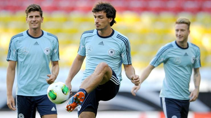 Euro 2016: Hummels i Reus kontuzjowani