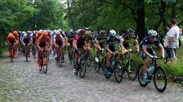 2016-06-30 Wyścig Solidarności: Holender Hamelink wygrał drugi etap
