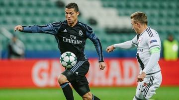 2016-12-28 Globe Soccer Awards: Real znowu lepszy od Legii. Ronaldo piłkarzem roku