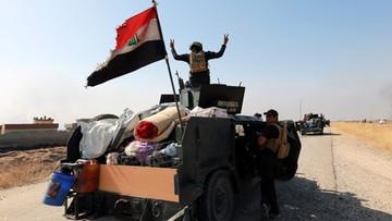 19-10-2016 05:50 Irak: armia zajęła dawny ośrodek chrześcijan w pobliżu Mosulu