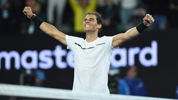 2017-01-27 Australian Open: Finał marzeń! Nadal dołączył do Federera