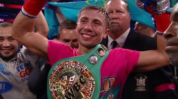 2015-10-22 Gołowkin z pasem WBC bez walki?