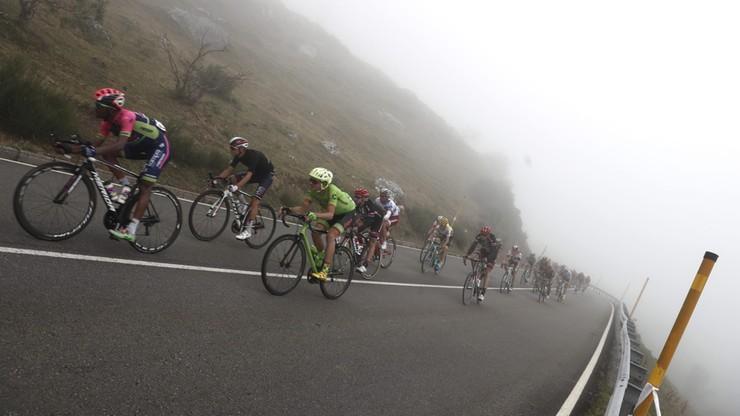 Vuelta a Espana: De la Cruz wygrał 9. etap i jest nowym liderem