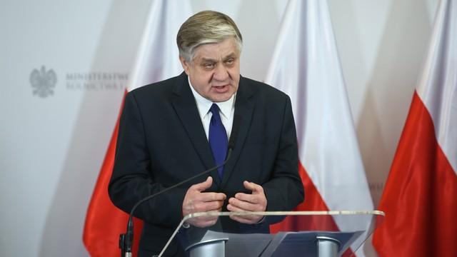 Minister Rolnictwa: Prezes stadniny koni w Janowie oddał się do dyspozycji