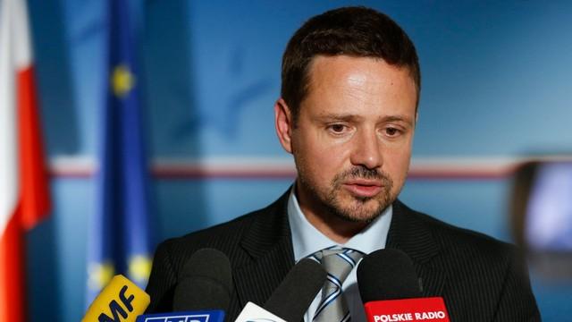 Trzaskowski: PiS pokazało ws. imigracji antyeuropejską twarz