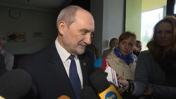 Macierewicz chce rozwiązać Akademię Obrony Narodowej i powołać Akademię Sztuki Wojennej
