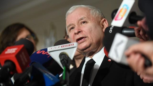 Kaczyński: To bardzo poważne przestępstwo przeciwko państwu
