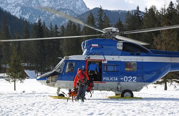 Tatry: znaleziono ciała zaginionych turystów