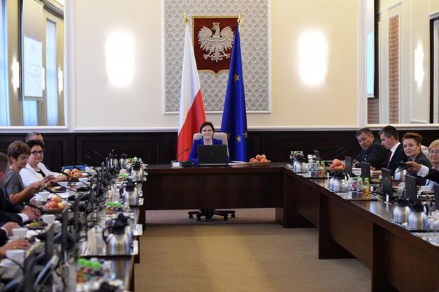 Rząd Kopacz - pierwsze posiedzenie i nowa rzecznik