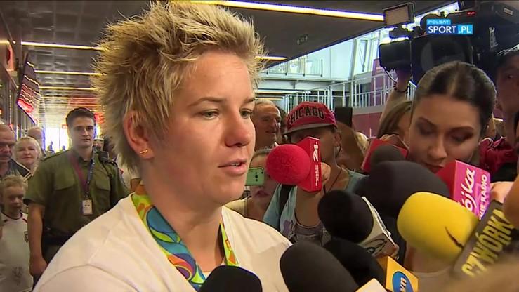 Włodarczyk: Po cichu liczyłam na pobicie rekordu świata