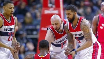 2017-03-16 NBA: Mavericks lepsi od Wizards. Gortat z przeciętnym bilansem