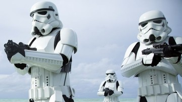 Amerykańska policja uczy szturmowców z Gwiezdnych Wojen. Tak rekrutuje do pracy