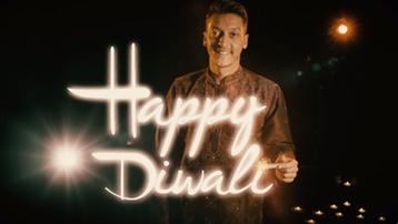 2015-11-11 Multikulturowa Premier League. Arsenal i Manchester City życzą szczęśliwego Diwali
