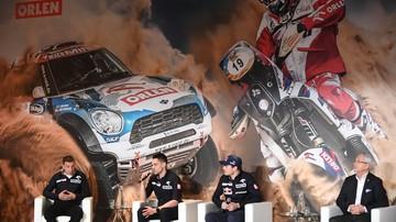 2016-12-12 Rajd Dakar 2017: Trzech zawodników w Orlen Teamie