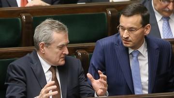 13-05-2016 12:14 Piotr Gliński i  Mateusz Morawiecki będą wiceprezesami PiS