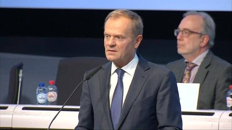 """Donald Tusk wzywa władze Katalonii, by nie ogłaszały niepodległości. """"Apeluję jako ktoś, kto rozumie argumenty wszystkich stron"""""""