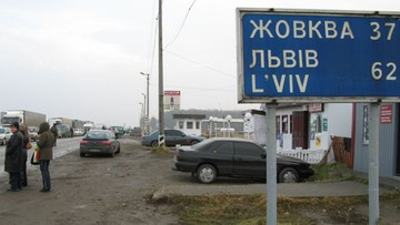 29-03-2017 21:13 Blokada granicy i hasła o ludobójstwie Polaków; SBU: to akcja służb Rosji