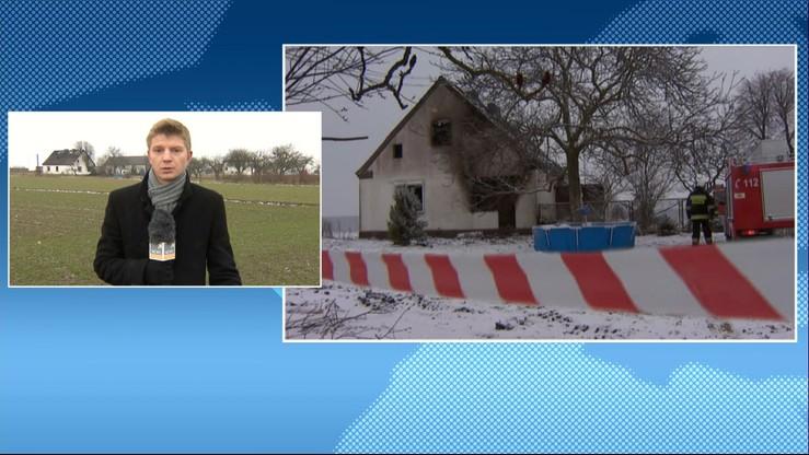 Pożar w Dusznikach. Trwa zbiórka dla ocalałej rodziny
