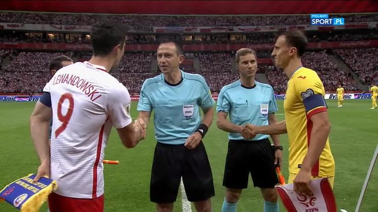 2017-06-10 Polska - Rumunia 3:1. Skrót meczu