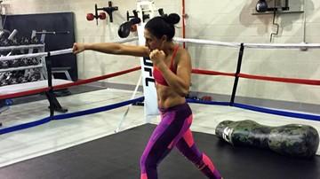 2015-10-22 Jędrzejczyk zawsze gotowa do walki! Chciała ratować kartę walk gali w Dublinie