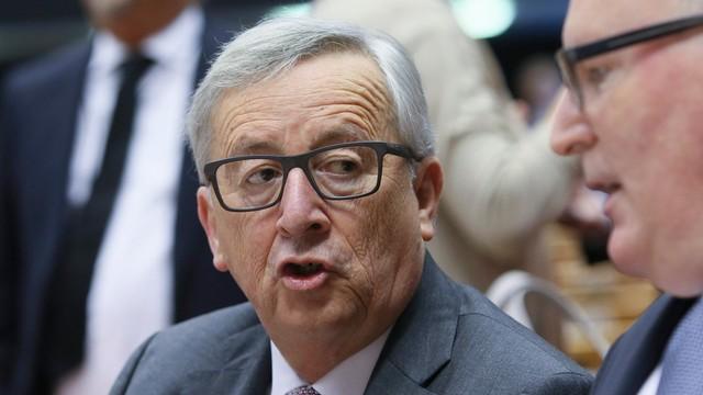 Juncker: nie będzie nieformalnych i tajnych negocjacji z Wielką Brytanią