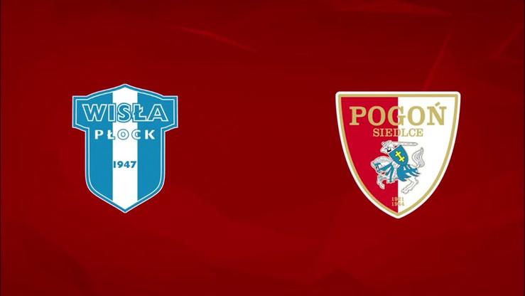 2015-08-24 Wisła Płock - Pogoń Siedlce 0:2. Skrót meczu