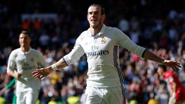 2016-11-06 Zwycięstwo Realu Madryt. Dwa gole Bale'a