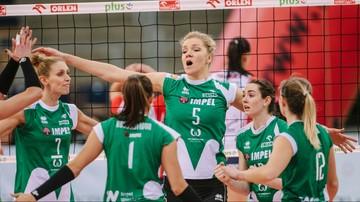 2017-01-13 Pewne zwycięstwo Impelu. BKS coraz bliżej dna