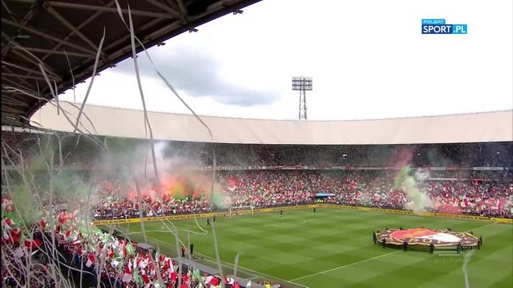 Feyenoord Rotterdam - Heracles Almelo 3:1. Skrót meczu