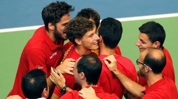 2017-02-05 Puchar Davisa: Awans Belgii i Hiszpanii do ćwierćfinału Grupy Światowej