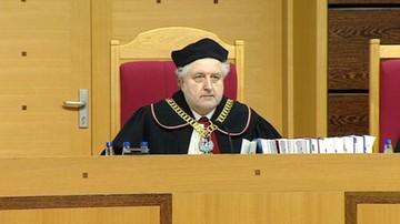 22-06-2016 11:21 Prof. Rzepliński: przeciwko TK prowadzona jest bezpardonowa wojna hybrydowa