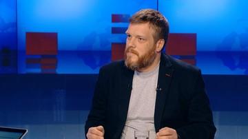 """17-07-2016 20:31 Zandberg ostro o Błaszczaku. """"Niekompetentny, nie zna problemów Europy"""""""