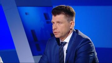 """14-06-2017 20:20 """"PiS wie, że premier chlapnęła"""". Petru o wypowiedzi Szydło w Auschwitz"""