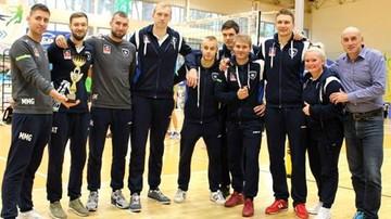 2017-09-17 Espadon Szczecin wygrał turniej w Kozienicach