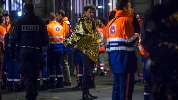 14-11-2015 10:40 Strzelaniny w centrum Paryża, wybuchy przed Stade de France. W serii zamachów w stolicy Francji zginęło co najmniej 128 osób