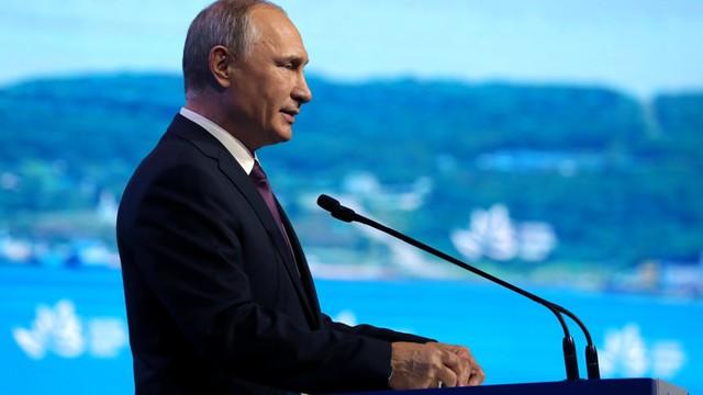Putin broni Korei Północnej? Proponuje wspólne projekty regionalne i ma konkretne propozycje