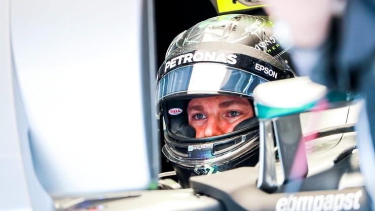 GP Malezji: Rosberg i Hamilton najlepsi na treningach