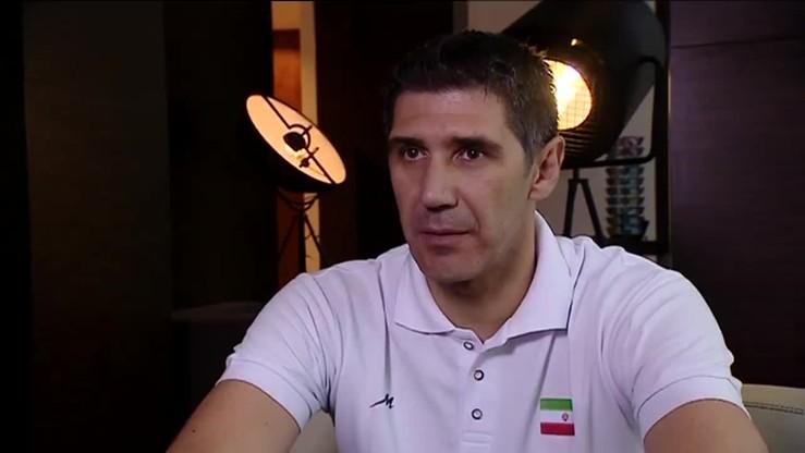 Trener Iranu: Przed przyjazdem do Polski miałem obawy