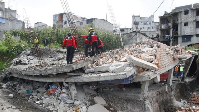 Ekwador: Po trzęsieniu ziemi uciekło 180 więźniów