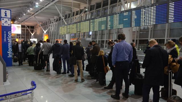 Wznowiono loty na Lotnisku Chopina. Ruch odbywa się płynnie