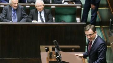 28-01-2016 23:02 Sejm przyjął ustawę o prokuraturze