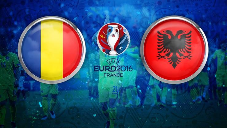 Rumunia - Albania. Transmisja w Polsacie,  Polsacie Sport i Polsacie Sport 2