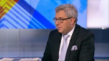 """29-04-2016 14:04 PiS kontra Komisja Wenecka i sądownictwo. Czarnecki i Rosati podsumowują tydzień w programie """"Gość Wydarzeń"""""""