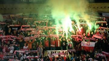 Przepychanki polskich kibiców na stadionie w Erywaniu. Odczuł je prezydent Sopotu