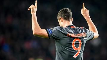2016-11-02 Robert Lewandowski zadedykował gole z PSV swojemu tacie