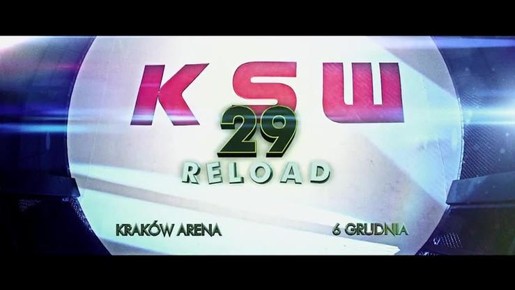 KSW 29 News. Odcinek 13