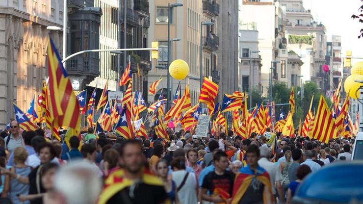 FC Barcelona podała UEFA do sądu za zakaz prezentowania katalońskich flag