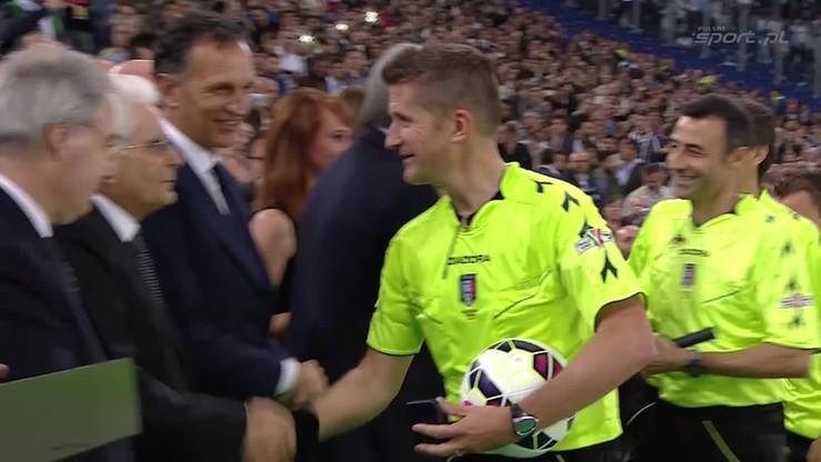 2015-05-20 Juventus wzniósł w górę Puchar Włoch!