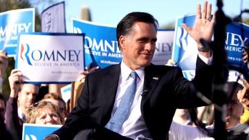 18-11-2016 05:15 Trump rozważa Mitta Romney'a na sekretarza stanu